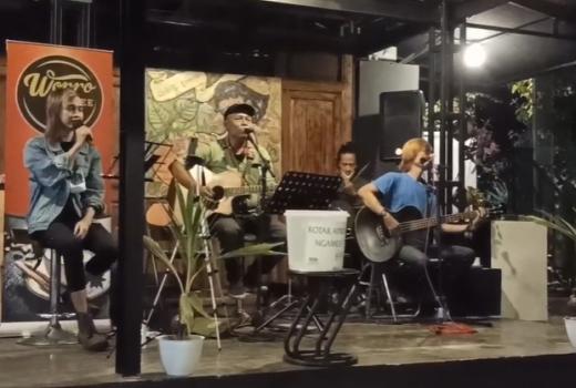 Live Music di Dadap Sumilir Kulon Progo Jogja