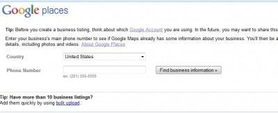 google-place-awal