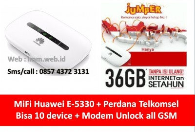 Modem Huawei Wifi Router E- 5330