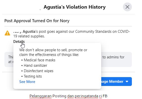 Secara default, setiap anggota dapat memposting apa pun yang mereka inginkan di Grup Facebook Anda. Ini berarti mereka dapat memposting konten yang sangat menyinggung, dan selagi Anda bisa Singkirkan , mungkin perlu beberapa saat sebelum Anda melakukannya.